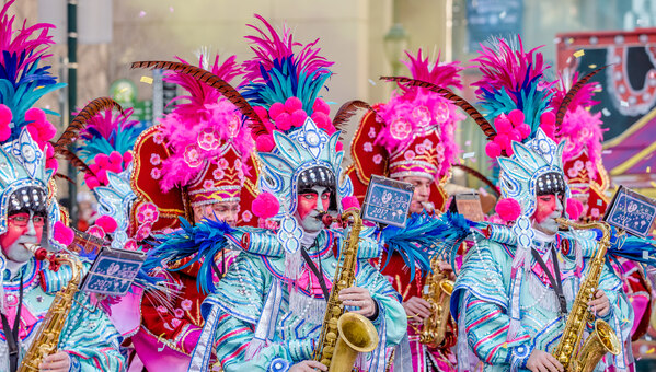 Mummers Tickets