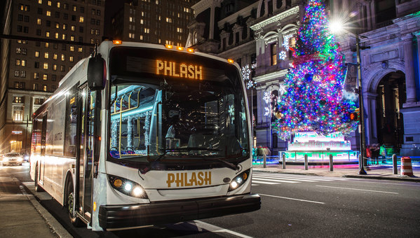 PHLASH Holiday Evening Service