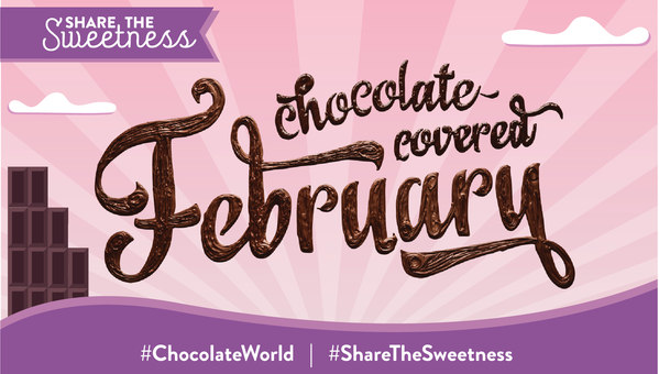 Chocolate-Covered February at HERSHEY's Kitchens
