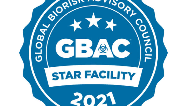 GBAC STAR™ Facility accreditation