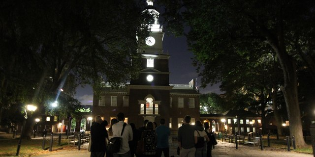 Ghost Tour of Philadelphia