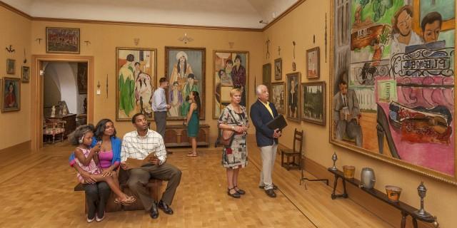 Barnes Foundation Independence Visitor Center