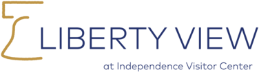 Logo for the Liberty View
