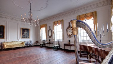 Powel House Interior
