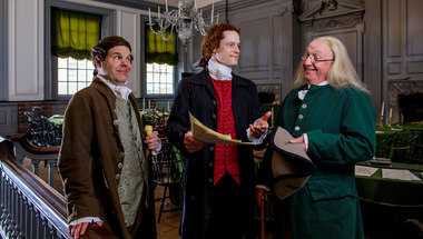 Independence After Hours Founding Fathers
