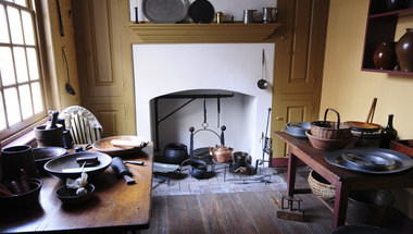 Dolley Todd House Kitchen