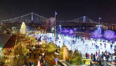 Blue Cross River Rink Winterfest
