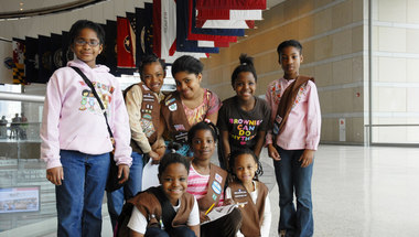 Scout Day: Girl Scouts of the USA