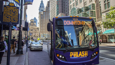 Philly PHLASH