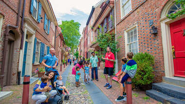 Founding Footsteps Tours