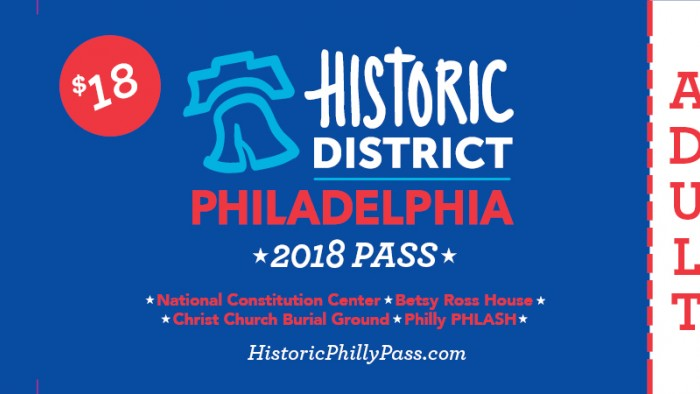 Historic District Pass: Adult