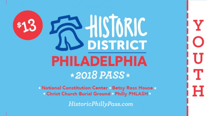 Historic District Pass: Youth