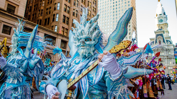 Mummers Parade 2019