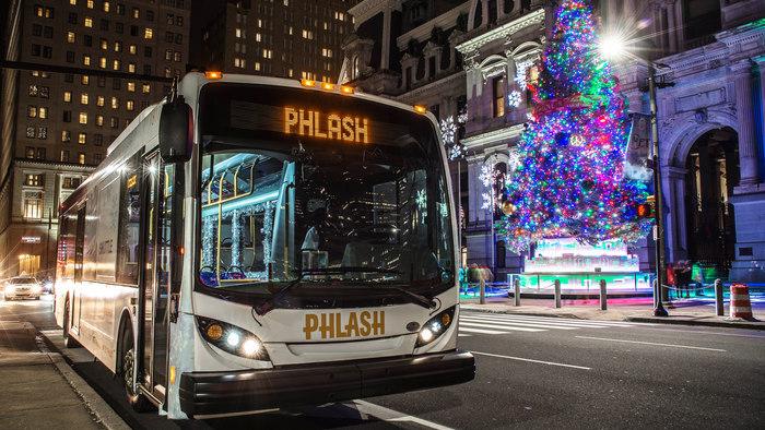 PHLASH Holiday Evening Service