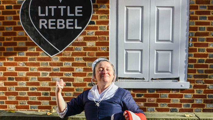 Meet the Women of the Betsy Ross House