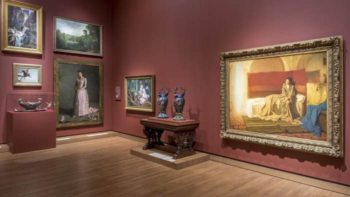 American Art - Gallery 111, first floorPhiladelphia Museum of Art