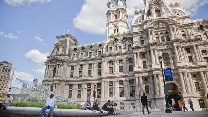 City Hall Exterior Tour