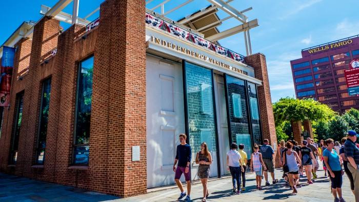 Independence Visitor Center