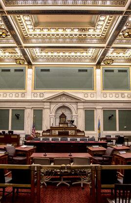 City Hall Interior Tour