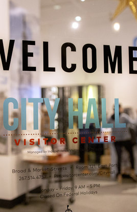 City Hall Visitor Center