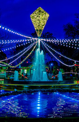 Franklin Square Electrical Spectacle
